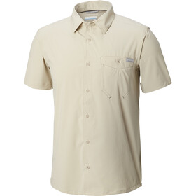Columbia Triple Canyon Solid t-shirt Heren, fossil
